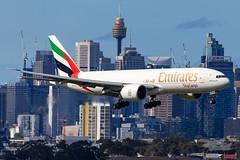 A6-EFJ EK B77F 16R YSSY-8051 (A u s s i e P o m m) Tags: sydney newsouthwales australia emirates ek syd yssy boeing b77f emiratesskycargo skycargo