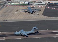 171019 - A400M - ZM412 (21) (Daniel Gib) Tags: aircraft raf miltaryaircraft airbus a400m