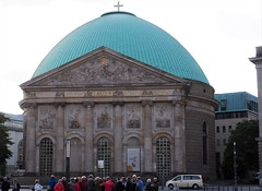 St. Hedwig's Cathedral (Brule Laker) Tags: berlin germany europe eu unterdenlinden church catholic