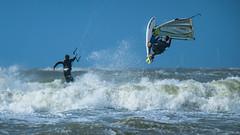 D'Light by Drummerdelight F (Drummerdelight) Tags: windsurfer surfer action seaside seascape dlight zeebrugge surfclubicarus