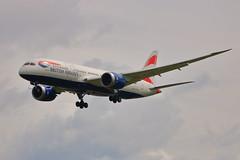 G-ZBJB (ANDY'S UK TRANSPORT PAGE) Tags: planes london heathrow lhr britishairways b788 38610 111