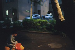 (lemonhats) Tags: fujihdp fujinon2838 lomocolor400 classiccamera vintagecamera 38mmfixedlens constructioncamera automatic manualfocusfixedprimelens iso400 35mmcolorprintfilm traditionalphotography analoguephotography filmphotography filmisnotdead filmisalive shootfilm believeinfilm filmcommunity filmforever fpper walking hikarigaoka nerimaku tokyoto japan summer rebrandedkodak