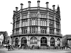 Hanover street (Philip Brookes) Tags: monochrome blackandwhite building architecture liverpool city street merseyside