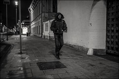 DR151213_0002D (dmitryzhkov) Tags: street life moscow russia human monochrome reportage social public urban city photojournalism streetphotography documentary people bw night lowlight nightphotography dmitryryzhkov blackandwhite everyday candid stranger