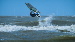 D'Light by Drummerdelight C (Drummerdelight) Tags: windsurfer surfer action seaside seascape dlight zeebrugge surfclubicarus