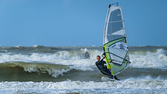 D'Light by Drummerdelight B (Drummerdelight) Tags: windsurfer surfer action seaside seascape dlight zeebrugge surfclubicarus