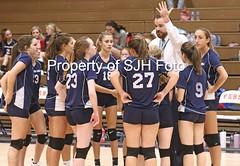 IMG_8035 (SJH Foto) Tags: girls volleyball high school pittston hazelton freshmen teens timeout time out huddle team