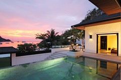 There is no better way to get away from it all than by staying in a Beachfront Pool Villa (theracha18) Tags: poolvilla theracha phuket thailand