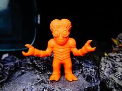 Metaluna Mutant (Keshi) (ridureyu1) Tags: thisislandearth keshisurprise keshi muscle super7 jfigure toy toys actionfigure toyphotography sonycybershotsonycybershotdscw690