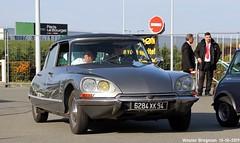 Citroën DS 20 1969 (Wouter Bregman) Tags: 6284xk94 citroën ds 20 1969 citroënds strijkijzer déesse tiburón snoek automédon 2019 le bourget lebourget îledefrance 93 france frankrijk carshow meeting vintage old classic french car auto automobile voiture ancienne française vehicle outdoor