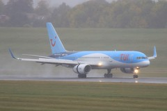 G-OOBN ~ 2019-10-14 @ BHX (02) (www.EGBE.info) Tags: goobn birminghamairport bhx egbb aircraftpix generalaviation aircraftpictures airplanephotos aerroplane aeroplanepictures cvtwings planespotting aviation davelenton httpwwwegbeinfo canoneos800d 14102019 boeing757 winglets tuiairuk