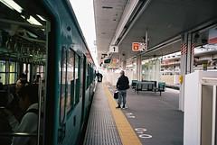 (homesickATLien) Tags: 35mm film art kodak expired japan travel analog mju olympus