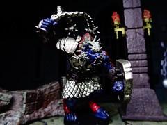 Gnoll Champion of Yeenoghu (ridureyu1) Tags: gnoll dungeonsdragons dungeonsanddragons tsr wizardsofthecoast wotc rpg roleplayinggame gygax arneson toy toys actionfigure toyphotography sonycybershotsonycybershotdscw690