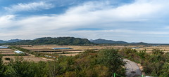 DMZ View (TigerPal) Tags: southkorea dmz rok republicofkorea demilitarizedzone rural landscape war peace military border historic pastoral northkorea whitehorsehill koreanwar baekmagoji