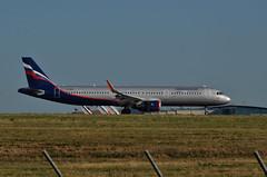 VP-BEW (mduthet) Tags: vpbew airbus a321 aeroflotrussianairlines parischarlesdegaulle