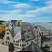 Art Nouveau city from the Museum