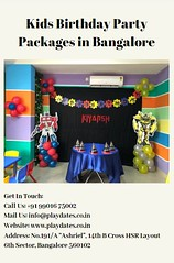 Kids Birthday Party Packages in Bangalore (joshanlink) Tags: kidsbirthday birthdaypartypackages birthdaypackagesbangalore birthdaypackages