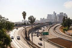 East Lost Angeles Interchange (smartalex61) Tags: downtown los angeles boyle heights freeway highway us 101 us101