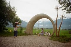 撒部‧噶照《自然療癒》 網美熱門拍照地點   @池上天堂路口 (Wennie Guo) Tags: contaxt2 kodakcolorplus200 池上 台東 漂鳥197