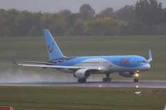 G-OOBB ~ 2019-10-14 @ BHX (12) (www.EGBE.info) Tags: goobb birminghamairport bhx egbb aircraftpix generalaviation aircraftpictures airplanephotos aerroplane aeroplanepictures cvtwings planespotting aviation davelenton httpwwwegbeinfo canoneos800d 14102019 boeing757 winglets tuiairuk