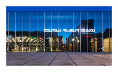 Bauhausmuseum Dessau (alexander_winter@ymail.com) Tags: architektur sachsenanhalt germany deutschland dessau bauhaus museum