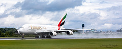 Emirates Airbus A380-800 (Ratters1968: Thanks for the Views and Favs:)) Tags: flight flying fleugzeug aeroplane plane aeronautics aircraft avions aviation avioes aeronef transport airplane air jet canon5dmkiv martynwraight ratters1968 canon dslr photography digital eos manchester ringway manchesterringwayairport airport international civilaviation passengerairliner airliner pax passenger airbus industries airbusindustries toulouse filton broughton groupementdintérêtéconomique gie europeanaeronauticdefenceandspace leiden blagnac seville a380 airbusa380800 superjumbo emirates unitedarabemirates uae emiratesairlines dubai