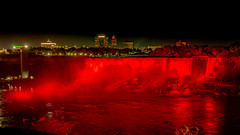 Nighttime Niagara Falls (RussellK2013) Tags: 2019 niagarafalls americanfalls bridalveilfalls ontario travel travelplanet night nightscape nightphotography longexposure tripod 1635mmf4ged 1635mm 1635mmf4vr uwa wideangle nikon nikkor ngc nationalgeographic nationalpark d750 nature naturalwonder water waterfall