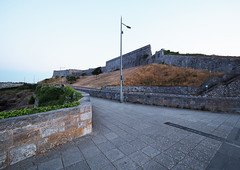 early morning (chrisinplymouth) Tags: plymouthhoe desx plymouth devon dawn england plain uk city xg diagonal perspective cw69x wideangle cameo emptyplanet diag
