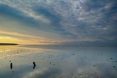 Sunset at Moddergat (BadgerPhoto45) Tags: sigma sd sdquattro quattro foveon x3f natuur nature landschap landscape seascape moddergat friesland wad wadden waddenzee waddensea sunset haida haidafilters m10 clouds sky zonsondergang
