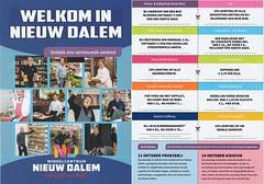 Flyer winkelcentrum Nieuw Dalem oktober 2019 (Barry van Baalen) Tags: gorinchem gorcum gorkum flyer winkelcentrum 2019