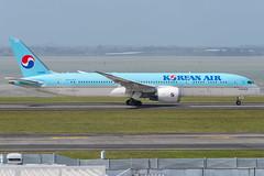 Korean Air Boeing 787-900 Dreamliner; HL8083@AKL;19.10.2019 (Aero Icarus) Tags: aucklandinternationalairport auckland newzealand akl plane avion aircraft flugzeug koreanair boeing787900 dreamliner hl8083