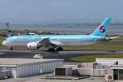 Korean Air Boeing 787-900 Dreamliner; HL8083@AKL;19.10.2019 (Aero Icarus) Tags: aucklandinternationalairport auckland newzealand akl plane avion aircraft flugzeug