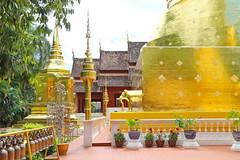 Wat Phra Singh in Chiang Mai 5.9.2019 2122 (orangevolvobusdriver4u) Tags: archiv2019 2019 thailand totallythailand chiangmai norththailand temple tempel wat watphrasingh gold