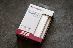 JYL03464 (kivx) Tags: transcend 25c3s 2tb portable disk harddrive hard drive extraslim 25 sony fe lens fullframe a7iii a73 a7m3 ilce73 α7iii sel90m28g