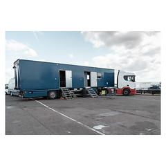 Step Up (John Pettigrew) Tags: steps lines trailers d750 imanoot angles topographics trucks documentary observations deserted snetterton nikon 2019 johnpettigrew racing