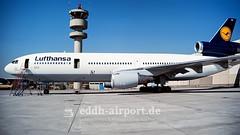 Lufthansa, D-ADLO (timo.soyke) Tags: lufthansa dc10 dc1030 dadlo fra eddf plane aircraft airplane dreistrahler triholer jet flugzeug