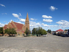 Winburg / Church Square (Proteus_XYZ) Tags: southafrica freestate winburg dutchreformedchurch churchsquare