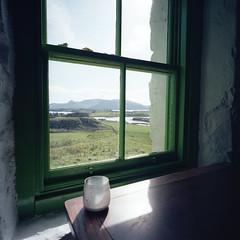 From a Window (Mark Rowell) Tags: canna sanday rum highlands scotland katescottage hasselblad 903 swc kodak ektar 120 6x6 mediumformat film