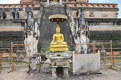 Wat Chedi Luang in Chiang Mai 5.9.2019 2111 (orangevolvobusdriver4u) Tags: archiv2019 2019 thailand totallythailand chiangmai norththailand temple tempel wat watchediluang chedi luang