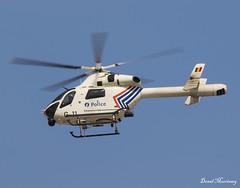 Belgian Federal Police MD-900 G-11 (birrlad) Tags: brussels bru international airport belgium helicopter chopper police mcdonnell douglas heli md900 explorer expl federale politie g11