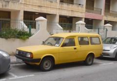 Morris Ital 575 Van (Gompo) Tags: malta morris ital van