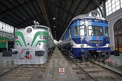 Mitos (Mariano Alvaro) Tags: 316 1615 renfe locomotora diesel ter tren español rapido museo ferrocarril delicias madrid