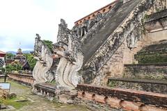 Wat Chedi Luang in Chiang Mai 5.9.2019 2110 (orangevolvobusdriver4u) Tags: archiv2019 2019 thailand totallythailand chiangmai norththailand temple tempel wat watchediluang chedi luang