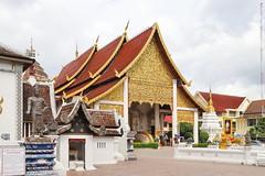 Wat Chedi Luang in Chiang Mai 5.9.2019 2106 (orangevolvobusdriver4u) Tags: archiv2019 2019 thailand totallythailand chiangmai norththailand temple tempel wat watchediluang chedi luang