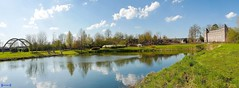 Panorama - 7575 (✵ΨᗩSᗰIᘉᗴ HᗴᘉS✵85 000 000 THXS) Tags: leica leicaq panorama landscape hensyasmine réflection reflexion reflection