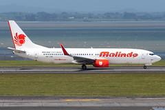 Malindo Air Boeing 737-800; 9M-LNW@AKL;19.10.2019 (Aero Icarus) Tags: aucklandinternationalairport auckland newzealand akl plane avion aircraft flugzeug