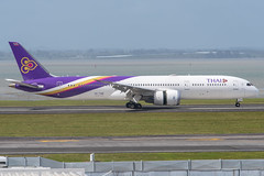 Thai Airways Boeing 787-900 Dreamliner; HS-TWB@AKL;19.10.2019 (Aero Icarus) Tags: aucklandinternationalairport auckland newzealand akl plane avion aircraft flugzeug