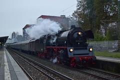 35 1097-1 in Bhf. Hamburg-Hasselbrook (k4t30) Tags: hasselbrook deutschereichsbahn baureihe2310 231097 3510971 igschienenverkehrostfriesland igtraditionslok583047