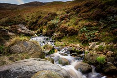 Steady hand (Phil-Gregory) Tags: nikon d7200 tokina1120mmatx wideangle ultrawide scenicsnotjustlandscapes waterfall longexposure peakdistrict kinderscout derbyshire