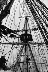 Cordeleria de un barco de vela (gabrielg761) Tags: cordeleria cabulleria barco vela mastiles antiguo